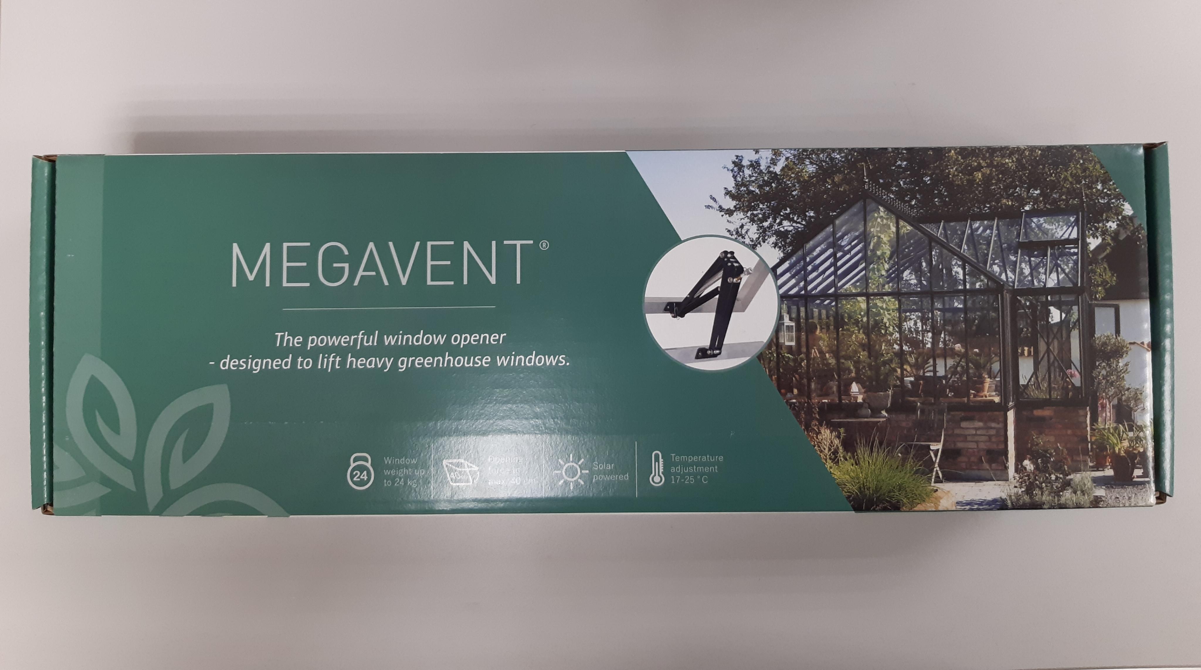 Автомат проветривания теплиц MEGAVENT